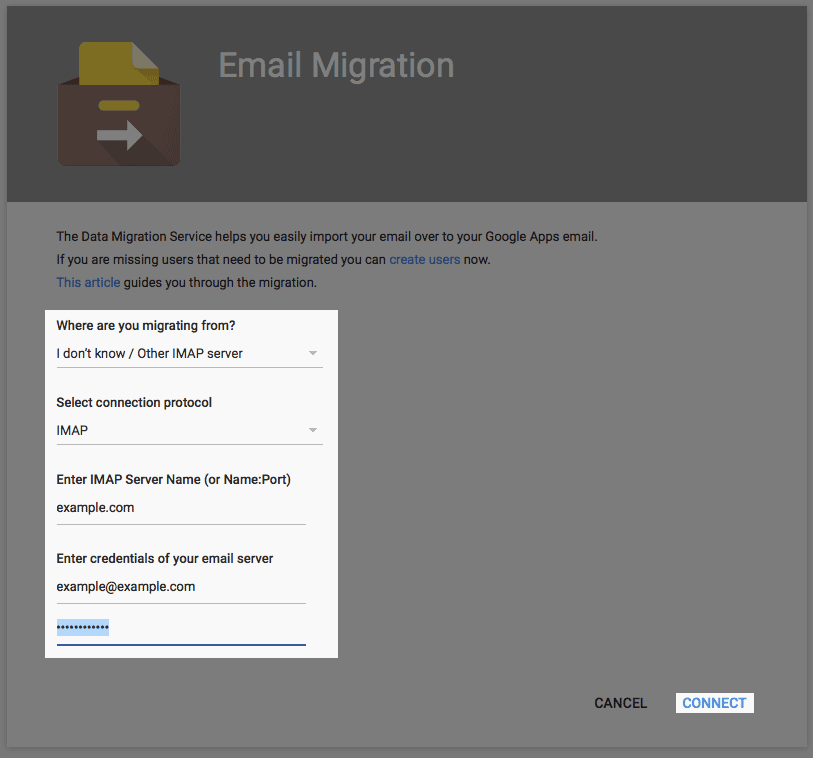 Japan Importers Contact Emails Mail: Importing Mail Into G Suite (formerly Google Apps