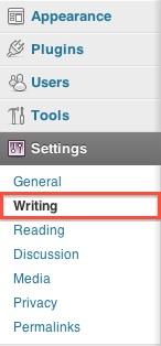 WordPress: Enabling XML-RPC